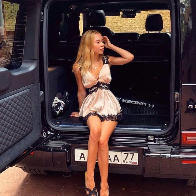 Богатая девочка фото